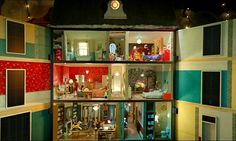 "Inside the Colorful House from the ""Paddington"" Movie - Hooked on ..."