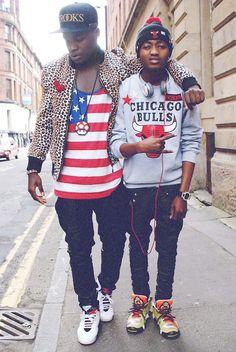 Street Swag 2012 - chicago bulls - rockin it***