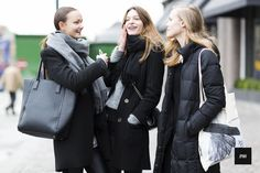 J'ai Perdu Ma Veste / Tea Melin, Cristina Mantas & Elisabeth Faber – Copenhagen.  // #Fashion, #FashionBlog, #FashionBlogger, #Ootd, #OutfitOfTheDay, #StreetStyle, #Style