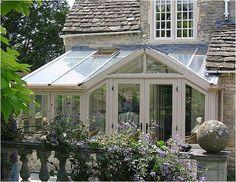 conservatories, orangeries, and garden rooms