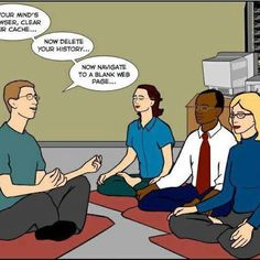 Meditation of the future '