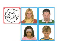 Thema emoties en gevoelens: Utilfreds