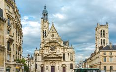 6 Neighborhood Churches to Visit in Paris