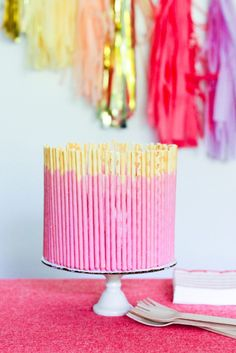 4 Cakes That Don't Require Piping Skills | Meghan Splawn for The Sweet Lulu Blog