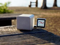 NuForce launches 2-inch Cube all-in-one speaker - NuForce, makers of consumer and professional audio solutions, has launched a new all-in-one portable speaker called the Cube. The tiny device measures only 2-inches tall and manages to pack in three functions. It offers great sound and acts as a headphone amplifier as well as a USB Digital Audio Converter (DAC). | #Gadgets #Speakers #USB #DAC |