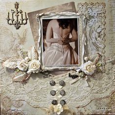 The Dress - Swirlydoos - Scrapbook.com