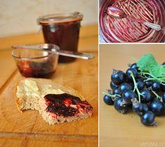 Rybízový džem s kořením