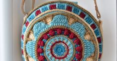 Original crocheted designs, crochet tips and tricks and crochet patterns.