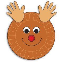 Christmas Craft: reindeer