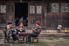 The wider family #china