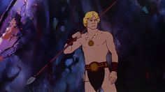 Fire and Ice is what you'd expect from a pairing of Bakshi and Frazetta. Description from leagueofdeadfilms.com. I searched for this on bing.com/images