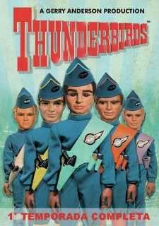 Thunderbirds / Thunderbirds are Go / Thunderbirds em Ação (Série) FI-ANI (1965) 50 min Titulo Original: Thunderbirds Temporadas: 2 – Episódios 32 1ª Temporada (1965–66) (26 Episódios) – Baixei  Todos - Assisti 10 /2016 2ª Temporada (1966) (6 Episódios) – Baixei  Todos - Assisti 10 /2016 Status: Finalizada MN /10 (No Pin it)