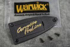 Warwick Corvette ProLine Truss Rod Cover