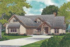 Moreau Woods House Plan - 7892