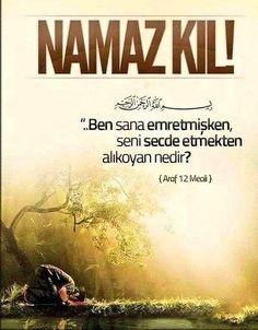 Islam Religion, Islam Muslim, Allah Islam, Islam Quran, True Religion, Salat Prayer, Learn Turkish Language, Sufi, Meaningful Words