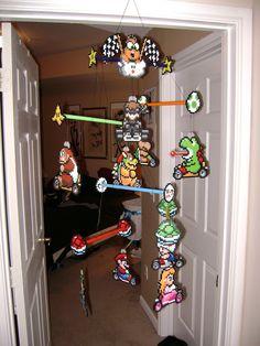 Super Mario Kart mobile by RoninEclipse2G.deviantart.com on @deviantART