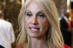 Kellyanne Conway was tapped by Trump replace Paul Manafort — and for 2 weeks she's been shilling pure fiction