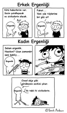 New funny illustration sarah andersen ideas Sarah Andersen, Cute Comics, Funny Comics, Funny Quotes, Funny Memes, Hilarious, Jokes, Funny Animal Pictures, Funny Animals