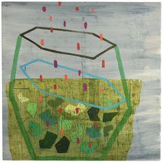 Becky Yazdan, Half Full, 2015, FRED.GIAMPIETRO Gallery