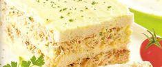Copie a Receita de Bolo salgado com pão de forma e frango - Receitas Supreme