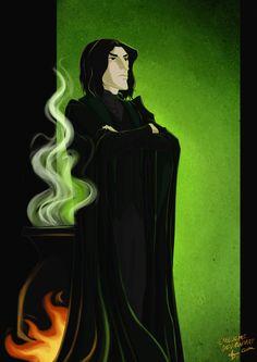Severus Snape Fan Art   More from deviantART