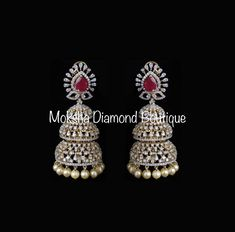 Diamond Jumkas, Diamond Earing, Diamond Studs, Diamond Pendant, Diamond Jewelry, Gold Jewelry, Jewelery, Small Earrings, Stone Earrings