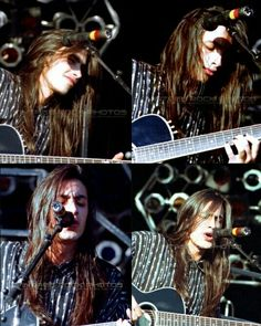 Nuno Bettencourt, Boys Long Hairstyles, Dream Guy, Bad Boys, Serum, Singer, Long Hair Styles, American, Celebrities