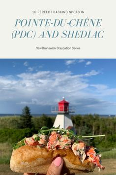 With Bubblers arriving this summer (as well as locals on the hunt for local summer activities) I thought I would put together a little list of my favorite basking spots in Pointe-du-Chêne (PDC) and Shediac.  #NBStaycation #NewBrunswick #NBTourism #TourismNewBrunswick #BeachCombing #WhaleWatching #Icecream #TakeoutSpots #BeachYoga East Coast Canada, Lobster Rolls, Canadian Travel, Visit Canada, Beach Yoga, Best Sunset, New Brunswick, Whale Watching, Summer Months