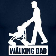 Zeige, dass du ein stolzer Papa bist :-)