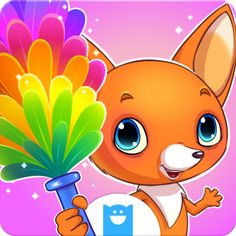 Clean Up Kids         * More info could be found at the image url. (This is an affiliate link) #AppsGames