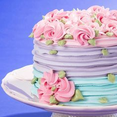 Very Girly cake