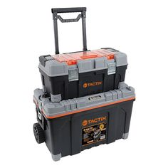 Have to have it. Tactix 2-in-1 Rolling Tool Box Set - $109.99 @hayneedle
