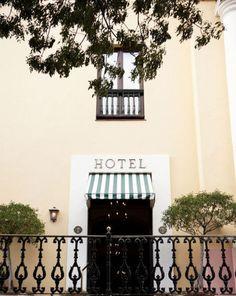 Puerto Rico Destination Wedding - Hotel El Convento {Aaron Delesie + Elysium Productions}