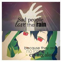 10 Dark Anime Quotes Worth Reading – Page 3 of 5 – OtakuKart 5 Anime, Anime Life, Dark Anime, Angst Quotes, Anime Triste, Image Citation, Sad Anime Quotes, Dark Quotes, Les Sentiments