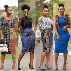 Look at this Gorgeous modern african fashion African Print Dresses, African Fashion Dresses, African Dress, Fashion Outfits, Fashion Styles, Ankara Fashion, Ankara Dress, African Prints, Chic Outfits