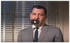 """In this episode of Dragnet which aired March 7, 1968 titled """"The Big Departure"""", afew teenagers want to start their own country on an island off the coast of California. They steal from local stores to fund their efforts. Jack Webb has THIS to say to them: Do YOU think this message still holds true today? Let us know in the comment section below, and please SHARE it with your friends on Facebook!Read More on Dark Thirty News. #DarkMatterNews"""