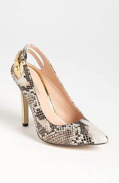 Sole Society 'Reanna' Pump available at #Nordstrom