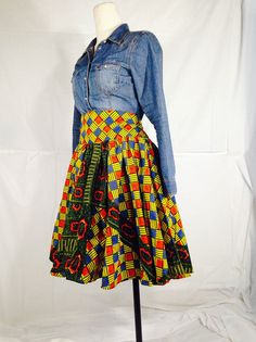 Handmade/The African Shop/Fashion/African by PFABdesigns on Etsy