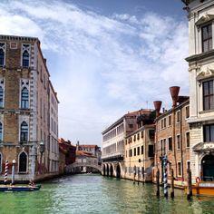 Vista Grand Canale - post no blog: umaviagemdiferente.wordpress.com