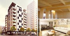 Grattacieli naturali: 10 piani in legno, ed oltre...   http://www.architetturaecosostenibile.it/architettura/in-europa/grattacieli-naturali-legno-455.html