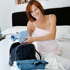 How to  Pack Your Hospital Bag: What to Pack for Mom (via Parents.com)