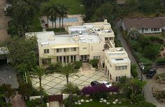 Patricia Arquette's house in Malibu, CA. Eddie Murphy and Cher are both former owners.