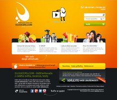EuJuicers.com #webdesign Hampers
