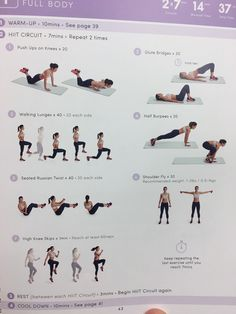 Workout plans, totally essential home workout regimen to inspire you. Look over that pin number 8144089258 here. Full Body Bodyweight Workout, Bbg Workouts, Fit Board Workouts, At Home Workouts, Workout Plans, Workout Circuit, Workout Board, Workout Ideas, Hiit