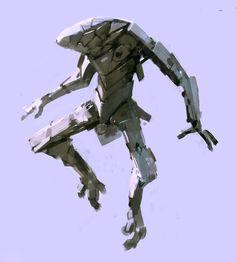 灰色のボット 1374