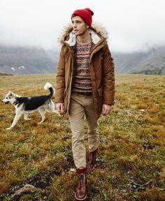 Men's Cold Weather Checklist   J.Crew
