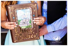 Emmy and Keal's Super Fun Disneyland Engagement Photos - White Rabbit Photo Boutique