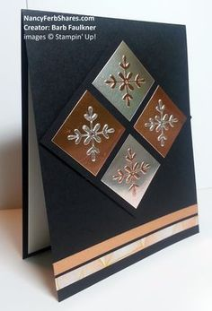Swirly Snowflakes Thinlits Dies by Stampin' Up! Christmas Cards To Make, Xmas Cards, Holiday Cards, Handmade Christmas, Christmas Decorations, Fall Cards, Winter Cards, Making Greeting Cards, Greeting Cards Handmade