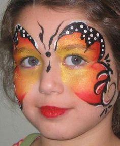 Kids love Face Painting! Hire a Face Painter for your next event  www.facepaintingbydenise.com
