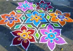 9 Best Free Hand Rangoli Designs With Pictures